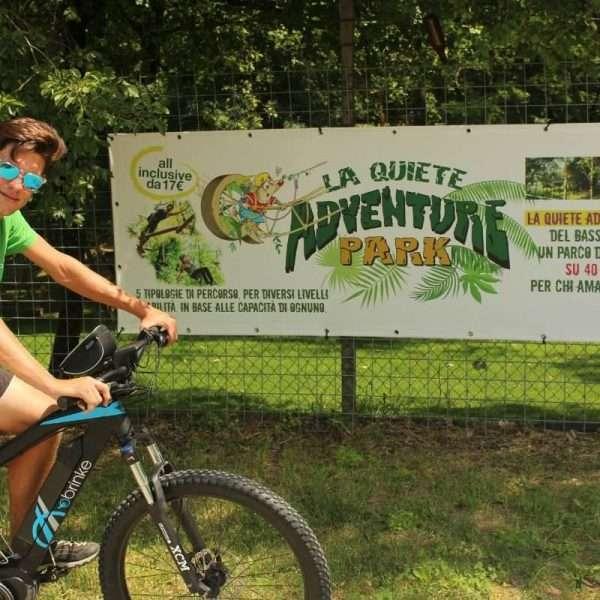 Adventure Park Garda Noleggio Ebike
