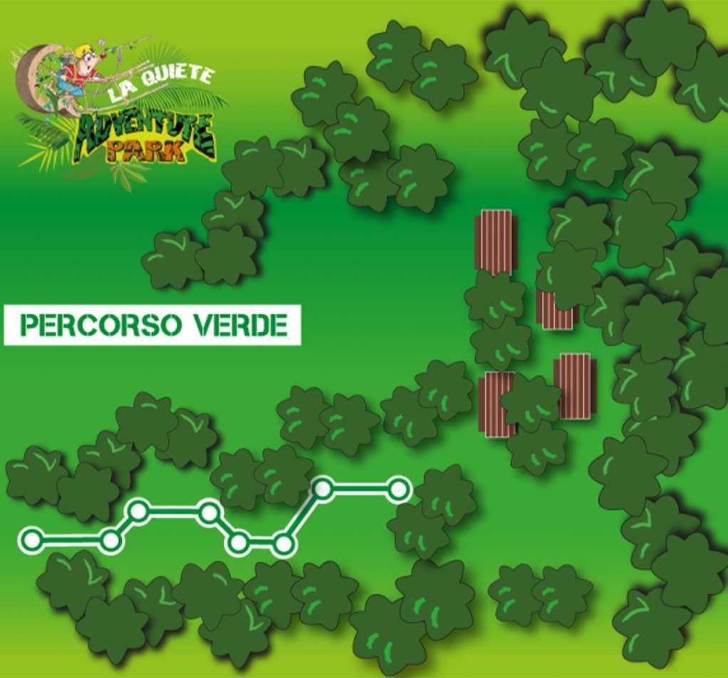 La Quiete Adventure Park Percorso Verde